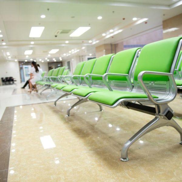 viralMD hospital waiting room